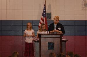 Presidential Speech