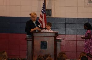 Treasurer Speech