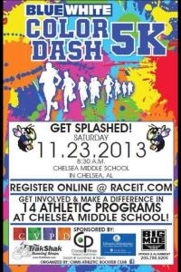 Chelsea Color Dash