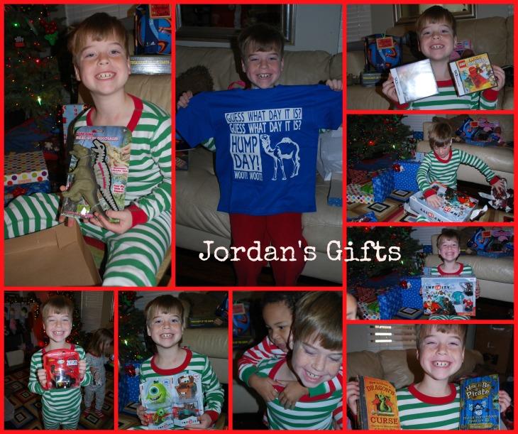 Jordan x-mas '13
