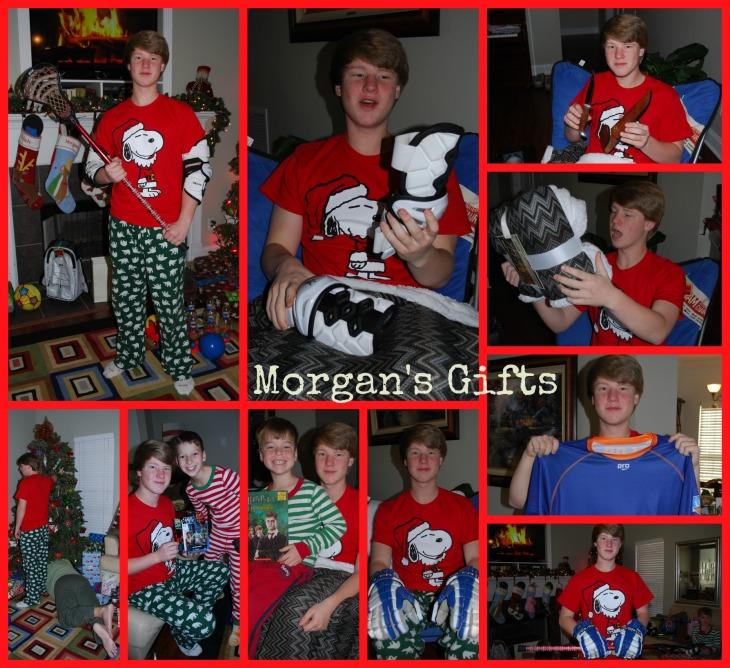 Morgan's x-mas '13