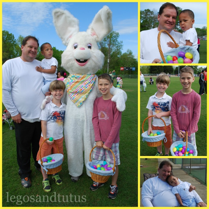 Easter Bunny'14