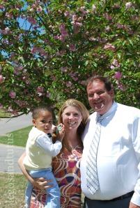 Trey,Hans,Steph Easter
