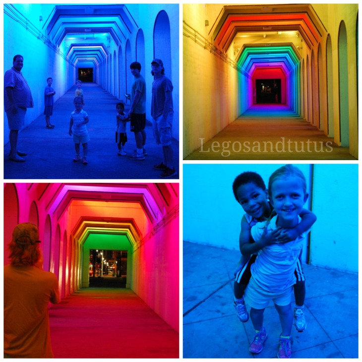 Rainbow Tunnel1