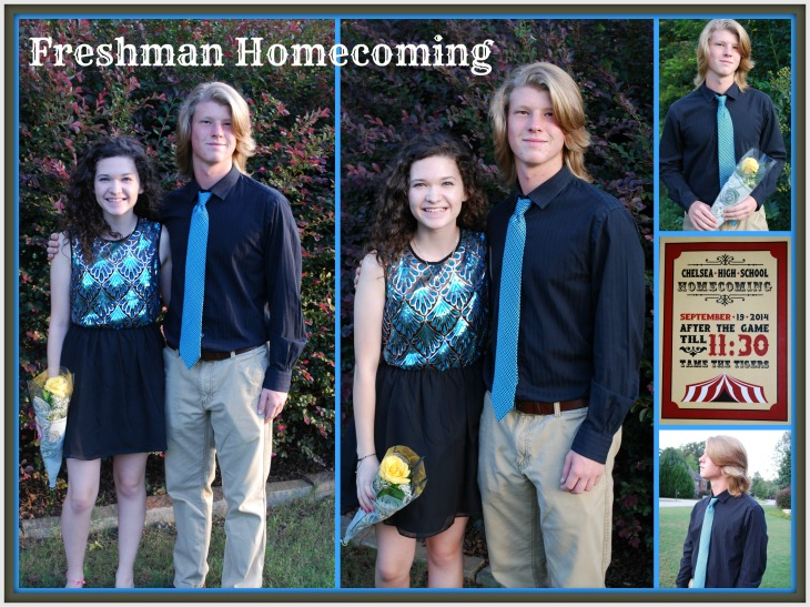 Freshman Homecoming