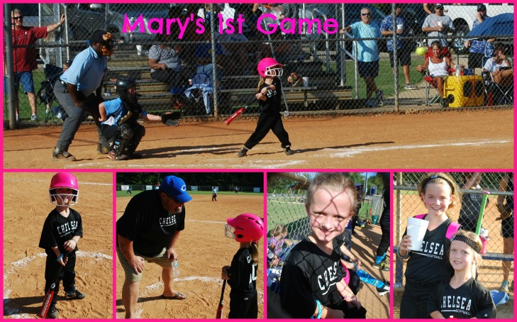 Mary's 1st Game