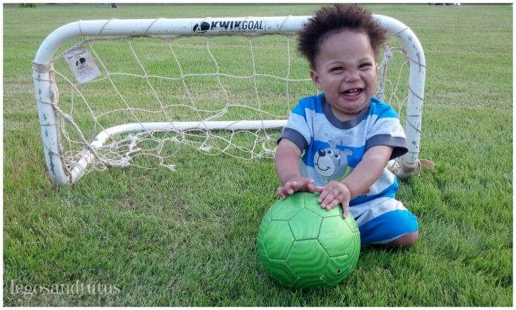 Hans soccer