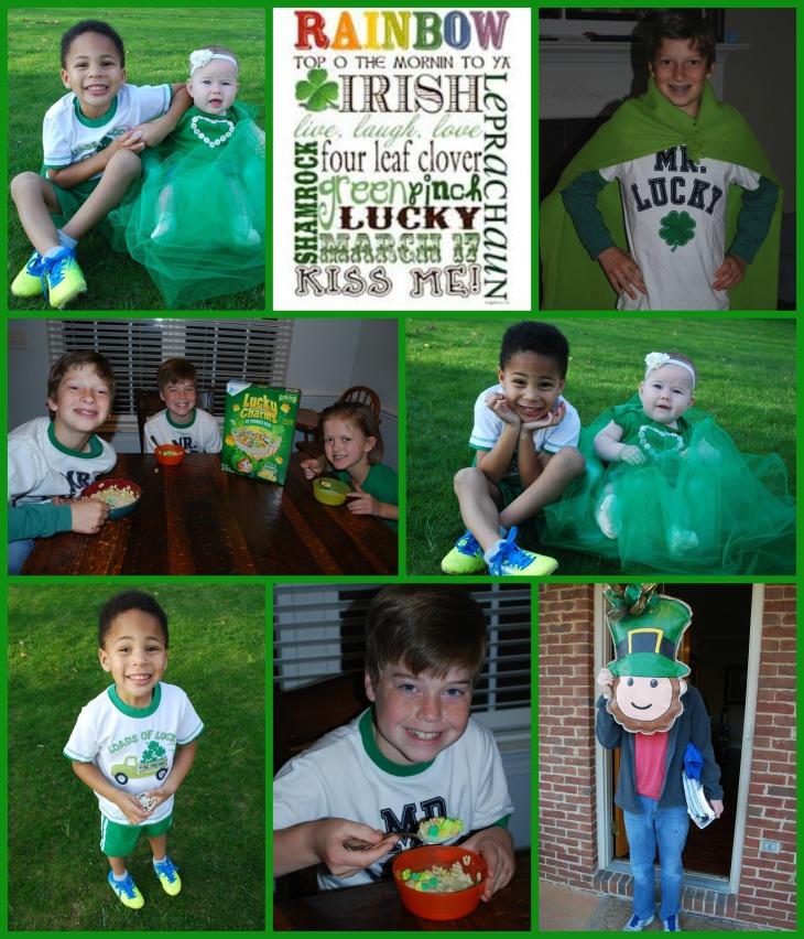 St.Patrick's Day '15