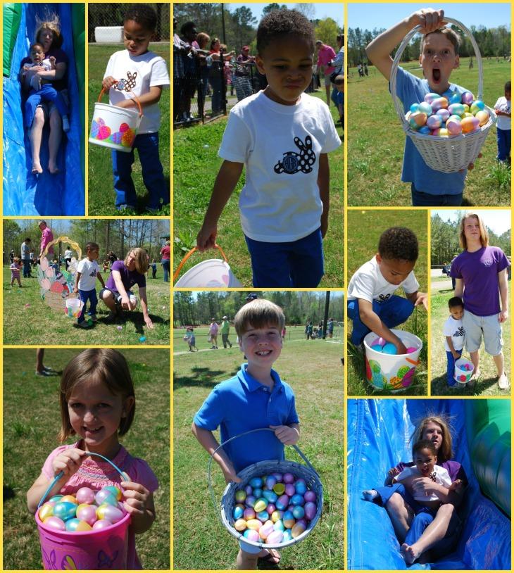Egg Hunt 2015-2