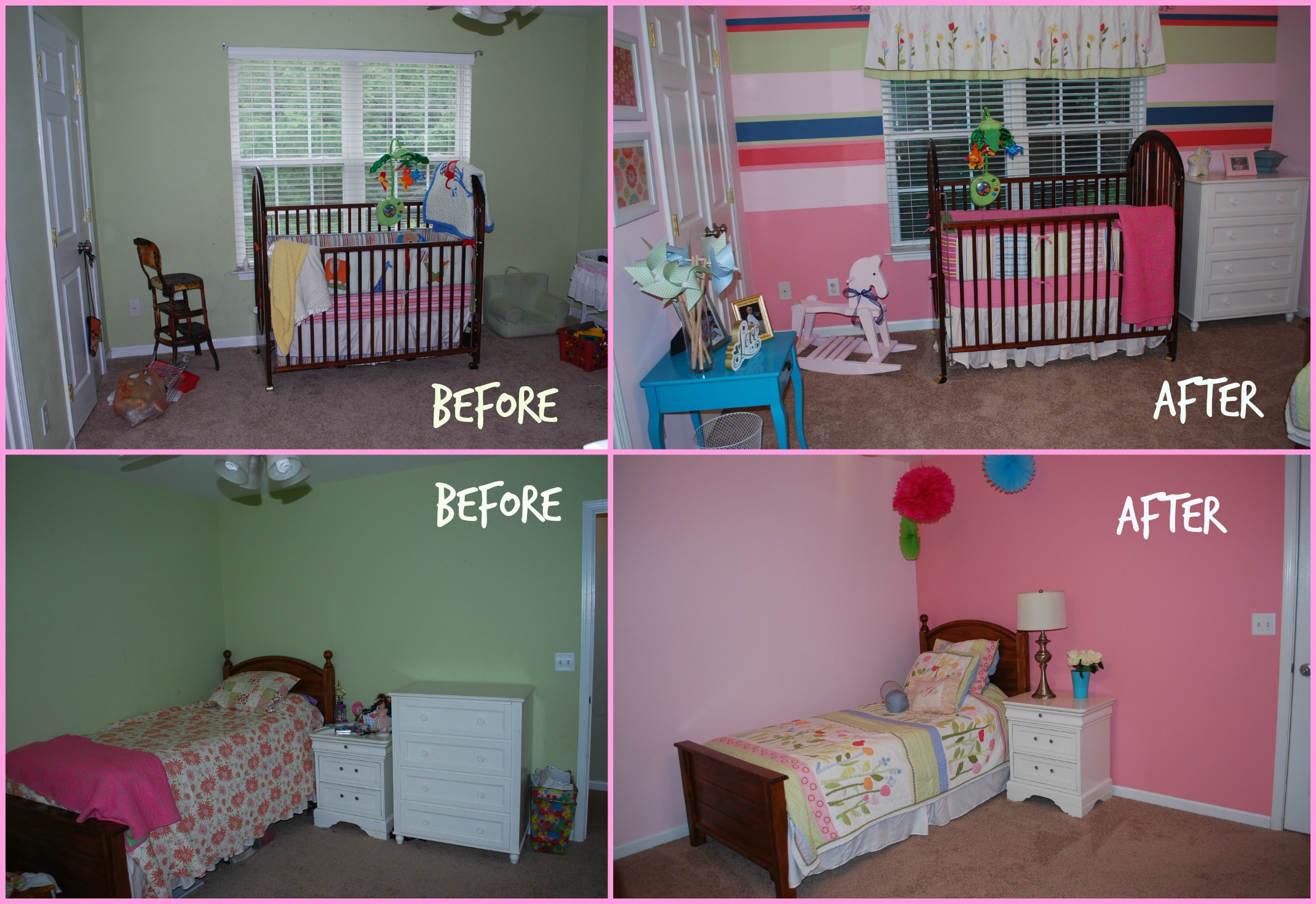 DIY little girls room renovation | Legos and Tutus