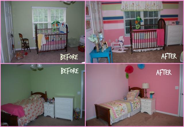 Little Girls Room Polka Dot Wall Decals Light Pink Girls